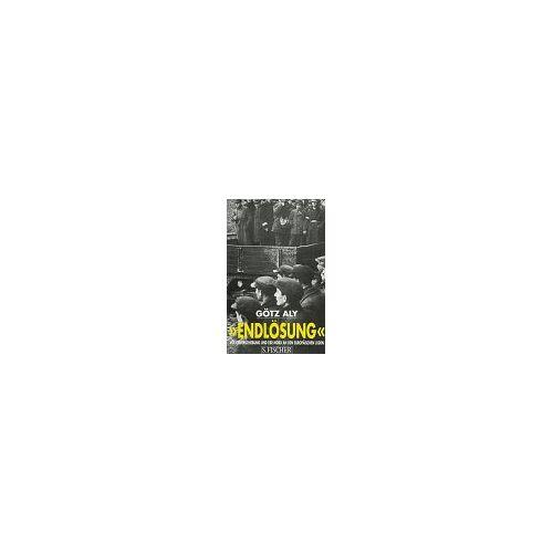 Götz Aly - 'Endlösung' - Preis vom 20.10.2020 04:55:35 h