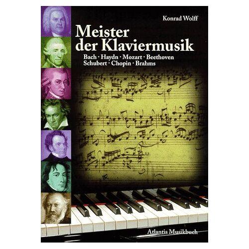 Konrad Wolff - Meister der Klaviermusik - Preis vom 07.05.2021 04:52:30 h