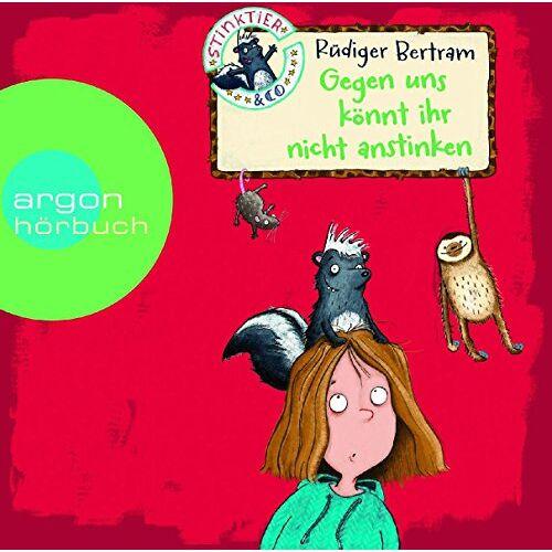 Rüdiger Bertram - Stinktier und Co. - Gegen uns könnt ihr nicht anstinken - Preis vom 13.05.2021 04:51:36 h