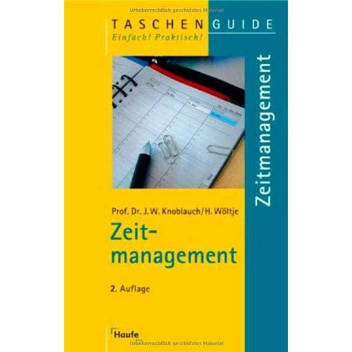 Jörg Knoblauch - Zeitmanagement - Preis vom 09.05.2021 04:52:39 h