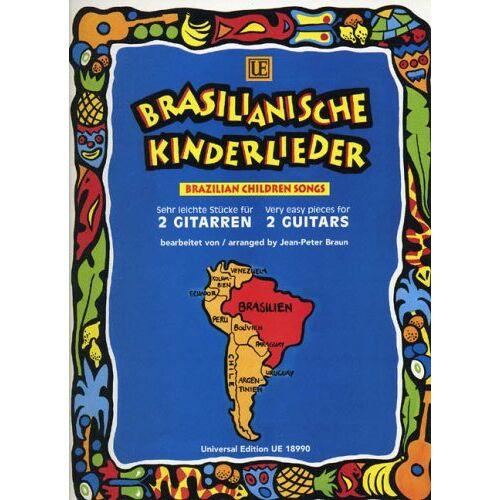 - Brasilianische Kinderlieder. Gitarre - Preis vom 28.02.2021 06:03:40 h