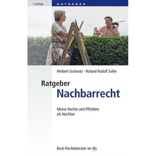 Roland Ratgeber Nachbarrecht: Meine Rechte und Pflichten als Nachbar - Preis vom 21.01.2021 06:07:38 h
