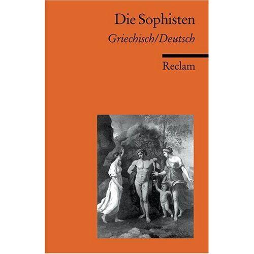 Thomas Schirren - Die Sophisten: Griech. /Dt. - Preis vom 14.04.2021 04:53:30 h