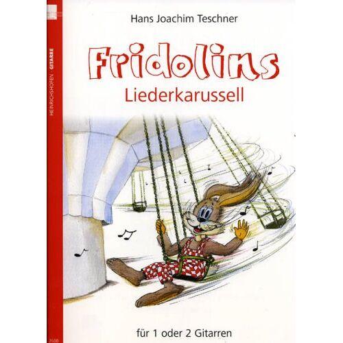 - Fridolins Liederkarussell. Gitarre - Preis vom 20.10.2020 04:55:35 h