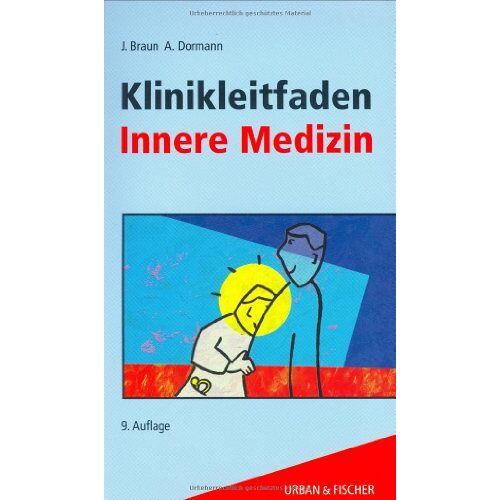 Braun Klinikleitfaden Innere Medizin - Preis vom 15.04.2021 04:51:42 h
