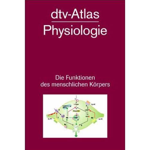 Agamemnon Despopoulos - dtv - Atlas der Physiologie. - Preis vom 03.05.2021 04:57:00 h