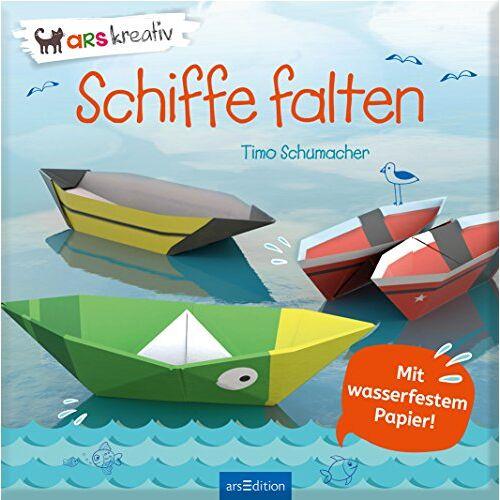 - Schiffe falten: mit wasserfestem Papier - Preis vom 05.05.2021 04:54:13 h