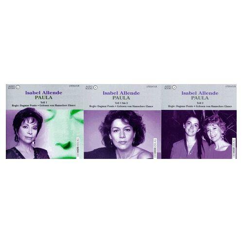 Isabel Allende - Paula. Audiobook. 5 CDs - Preis vom 27.02.2021 06:04:24 h