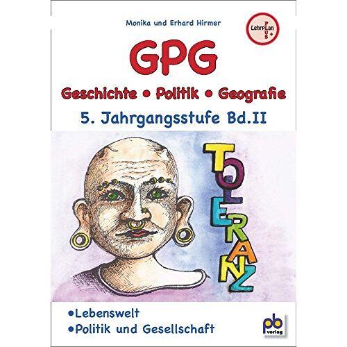 Monika Hirmer - GPG 5. Jahrgangsstufe Bd.II - Preis vom 14.10.2019 04:58:50 h