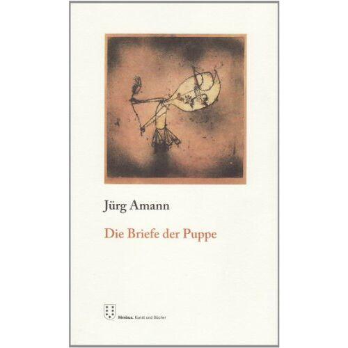 Jürg Amann - Die Briefe der Puppe - Preis vom 12.05.2021 04:50:50 h