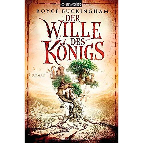 Royce Buckingham - Der Wille des Königs - Preis vom 27.10.2020 05:58:10 h