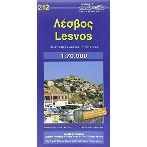 - Lesvos (Lesbos) 1 : 70 000 - Preis vom 24.02.2021 06:00:20 h