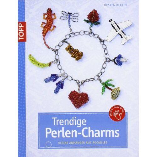 Becker Trendige Perlen-Charms: Kleine Anhänger aus Rocailles - Preis vom 05.05.2021 04:54:13 h