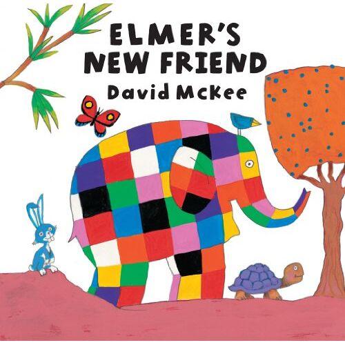 David McKee - Elmer's New Friend: Elmer Series - Preis vom 18.04.2021 04:52:10 h