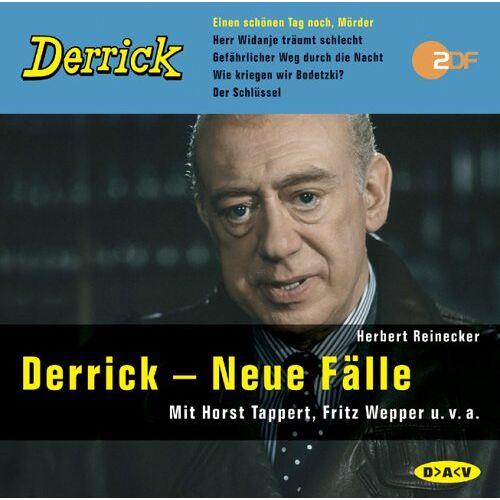 Herbert Reinecker - Derrick - Neue Fälle. 5 CD's: Krimis - Preis vom 27.02.2021 06:04:24 h