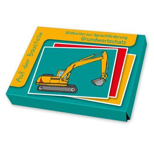 - Bildkarten zur Sprachförderung: Auf der Baustelle - Preis vom 08.05.2021 04:52:27 h