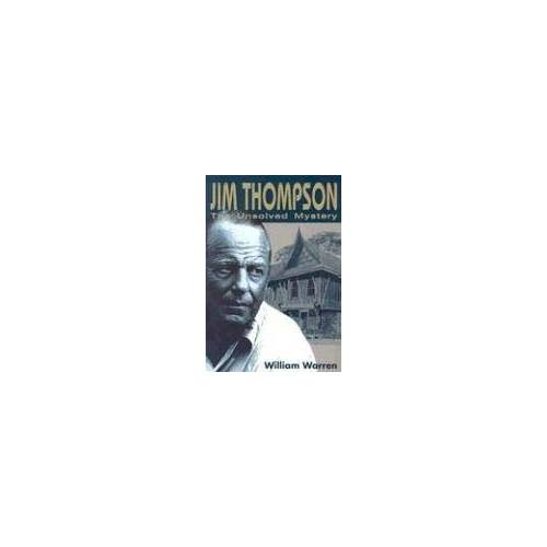 William Warren - Jim Thompson: The Unsolved Myst: The Unsolved Mystery - Preis vom 03.09.2020 04:54:11 h