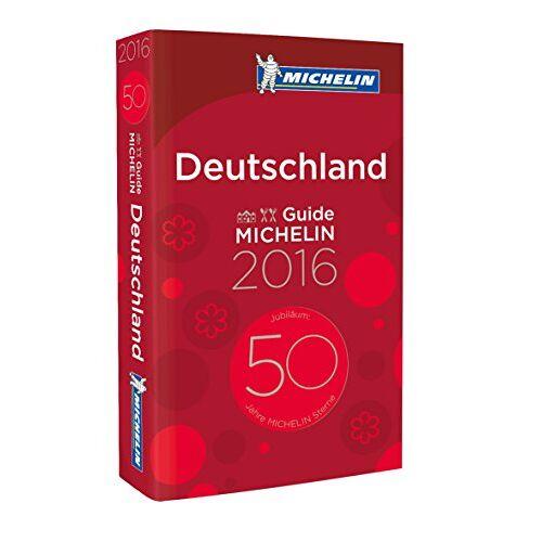 Michelin Deutschland 2016 (MICHELIN Hotelführer Deutschland) - Preis vom 29.11.2020 05:58:26 h