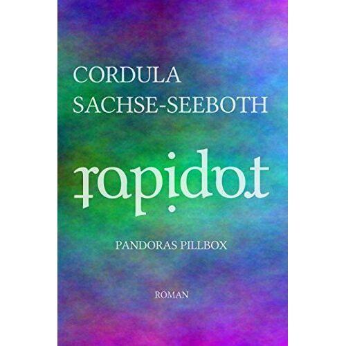Cordula Sachse-Seeboth - Rapidot: Pandoras Pillbox - Preis vom 15.04.2021 04:51:42 h