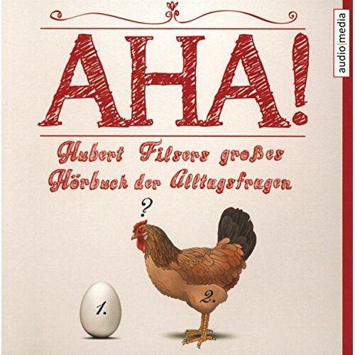 Hubert Filser - AHA!: Hubert Filsers großes Buch der Alltagsfragen - Box - Preis vom 06.09.2020 04:54:28 h