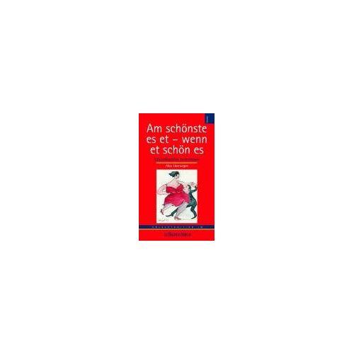 Alice Herrwegen - Am schönste es et, wann et schön es: Kabarettistische Leckerbissen - Preis vom 20.10.2020 04:55:35 h