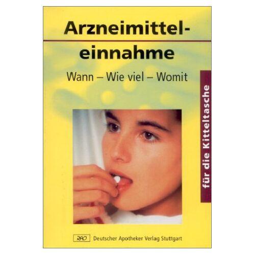 Hanns-Jürgen Krauß - Arzneimitteleinnahme für die Kitteltasche - Preis vom 10.09.2020 04:46:56 h
