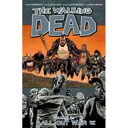 Stefano Gaudiano - Walking Dead (Walking Dead (6 Stories)) - Preis vom 27.02.2020 05:58:25 h