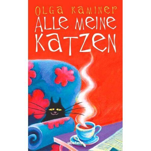Olga Kaminer - Alle meine Katzen - Preis vom 16.01.2021 06:04:45 h