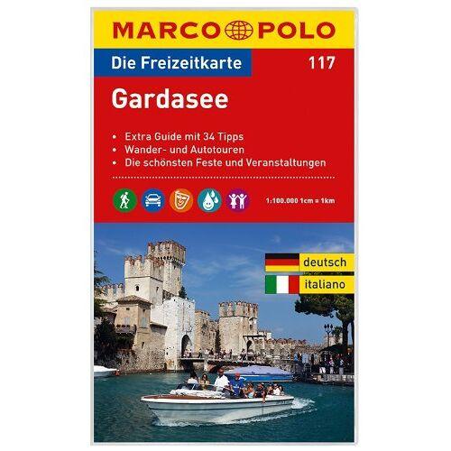 - MARCO POLO Freizeitkarte Gardasee 1:100:000 - Preis vom 01.03.2021 06:00:22 h