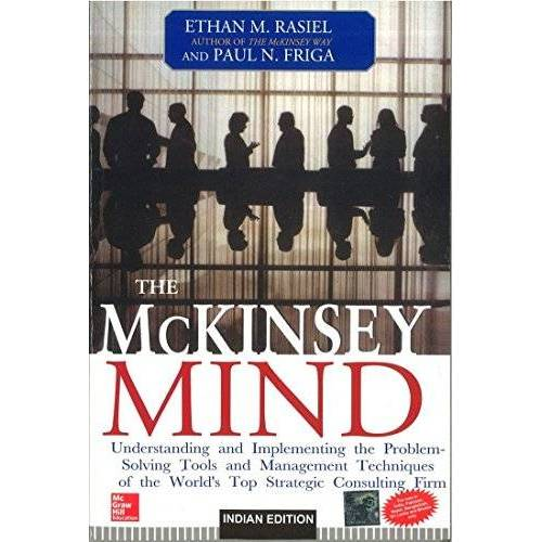 Ethan M. Rasiel, Paul N. Friga, Ph.D. - The McKinsey Mind - Preis vom 04.09.2020 04:54:27 h