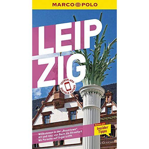 Stephanie Freifrau von Aretin - MARCO POLO Reiseführer Leipzig: Reisen mit Insider-Tipps. Inkl. kostenloser Touren-App - Preis vom 09.05.2021 04:52:39 h