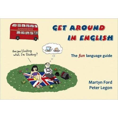 Peter Legon, Martyn Ford & - Get Around in English - Preis vom 12.04.2021 04:50:28 h