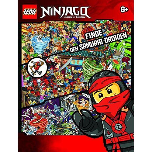 - LEGO® NINJAGO(TM) Finde den Samurai-Droiden: mit LEGO Minifigur - Preis vom 26.02.2020 06:02:12 h