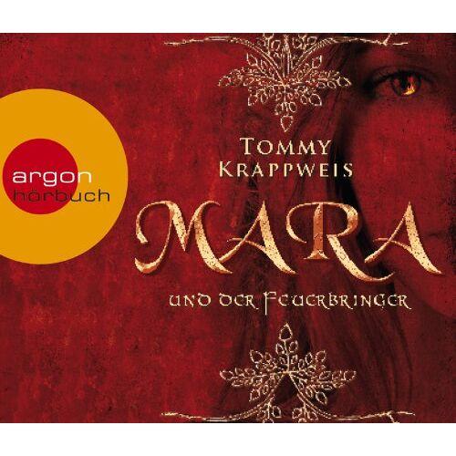 Tommy Krappweis - Mara und der Feuerbringer - Preis vom 20.10.2020 04:55:35 h