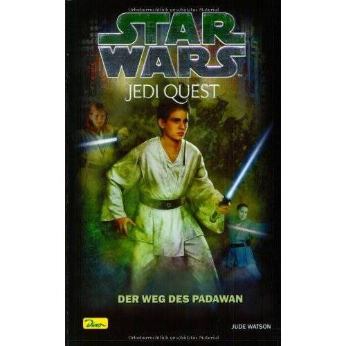 Jude Watson - Star Wars. Jedi Quest 02. Der Weg des Padawan: BD 2 - Preis vom 18.04.2021 04:52:10 h