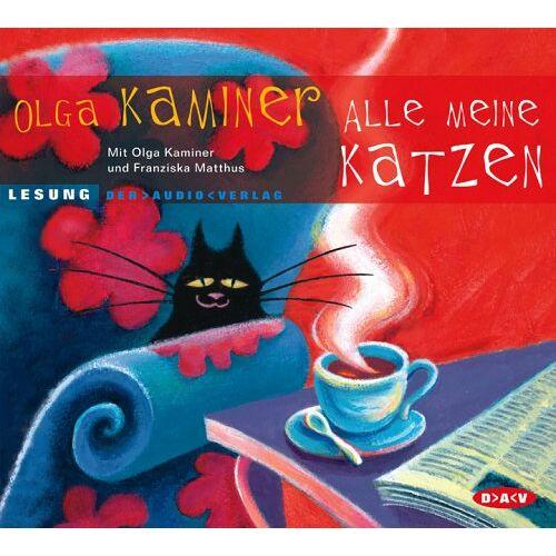 Olga Kaminer - Alle meine Katzen. 2 CDs - Preis vom 05.09.2020 04:49:05 h