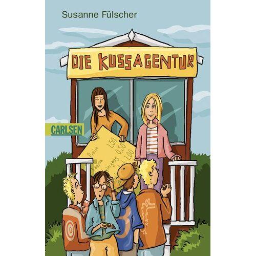 Susanne Fülscher - Die Kussagentur - Preis vom 05.05.2021 04:54:13 h