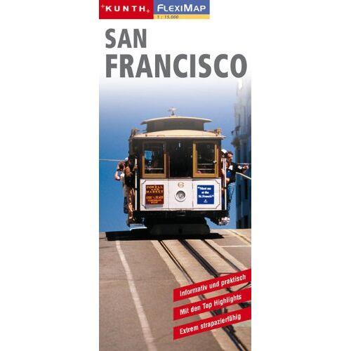- FlexiMap : San Francisco: Fleximaps Die Welt - Preis vom 11.04.2021 04:47:53 h