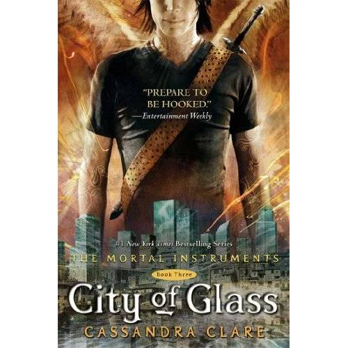 Cassandra Clare - City of Glass (The Mortal Instruments) - Preis vom 18.04.2021 04:52:10 h