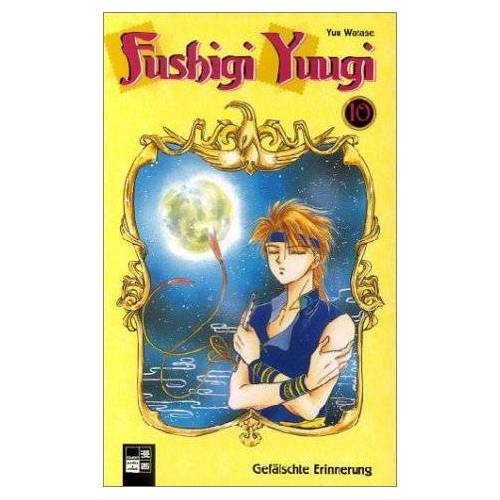 Yuu Watase - Fushigi Yuugi 10: BD 10 - Preis vom 14.04.2021 04:53:30 h
