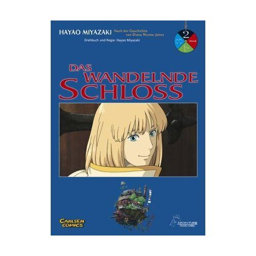 Hayao Miyazaki - Das wandelnde Schloß: Das wandelnde Schloss, Band 2: BD 2 - Preis vom 25.01.2021 05:57:21 h