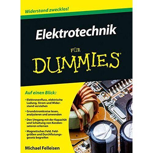 Michael Felleisen - Elektrotechnik für Dummies - Preis vom 22.10.2020 04:52:23 h