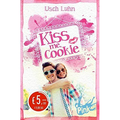 Usch Luhn - Kiss me, Cookie! - Preis vom 13.05.2021 04:51:36 h