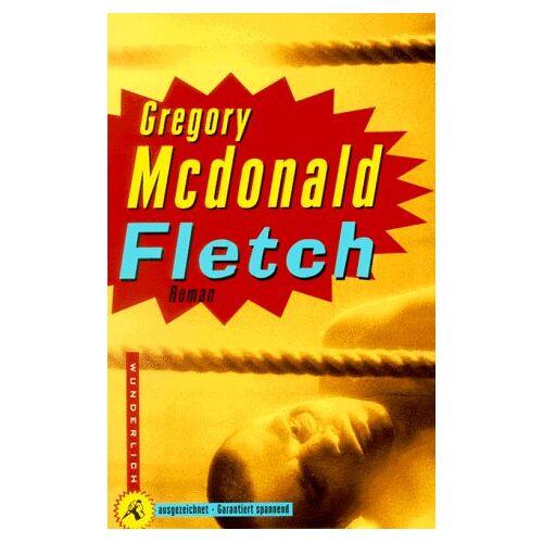 Gregory Mcdonald - Fletch. - Preis vom 20.10.2020 04:55:35 h
