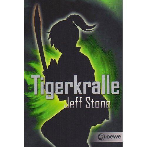 Jeff Stone - Tigerkralle - Preis vom 03.09.2020 04:54:11 h