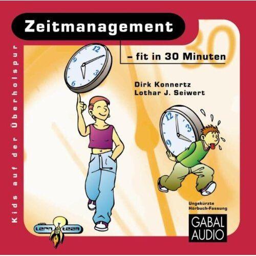 Seiwert, Lothar J. - Zeitmanagement für Kids fit in 30 Minuten - Preis vom 09.05.2021 04:52:39 h