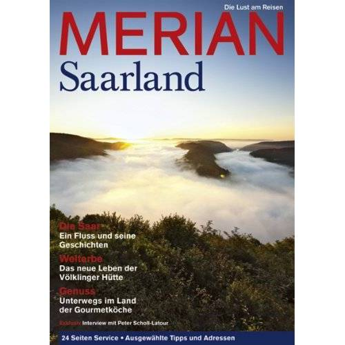- Merian 2/2012: Saarland - Preis vom 06.05.2021 04:54:26 h