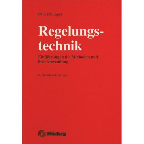 - Regelungstechnik: Einführung in die Methoden und ihre Anwendung - Preis vom 20.10.2020 04:55:35 h