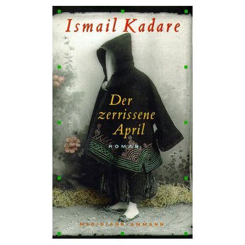 Ismail Kadare - Der zerrissene April - Preis vom 03.05.2021 04:57:00 h