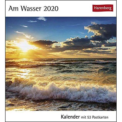 Harenberg - Am Wasser 2020 16x17,5cm - Preis vom 14.04.2021 04:53:30 h